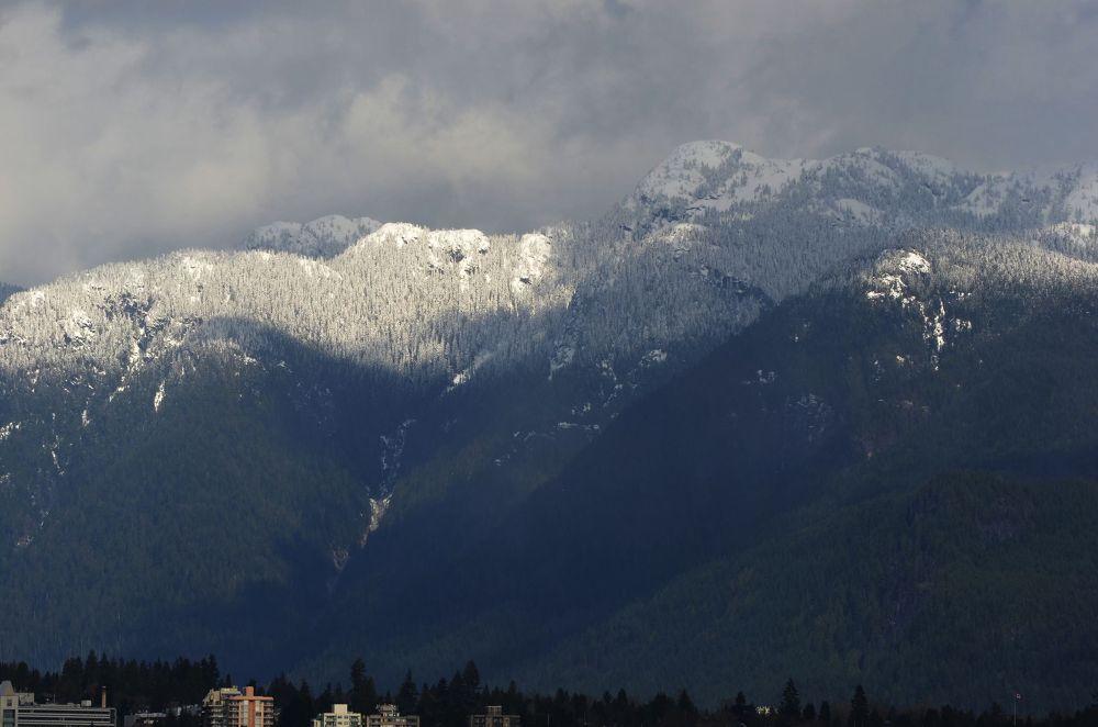 Cypress Mountain North Vancouver by John Nijjar