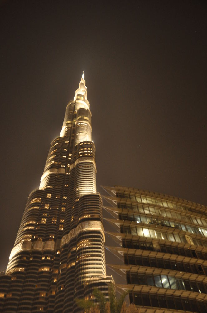 Dubai by saghitei