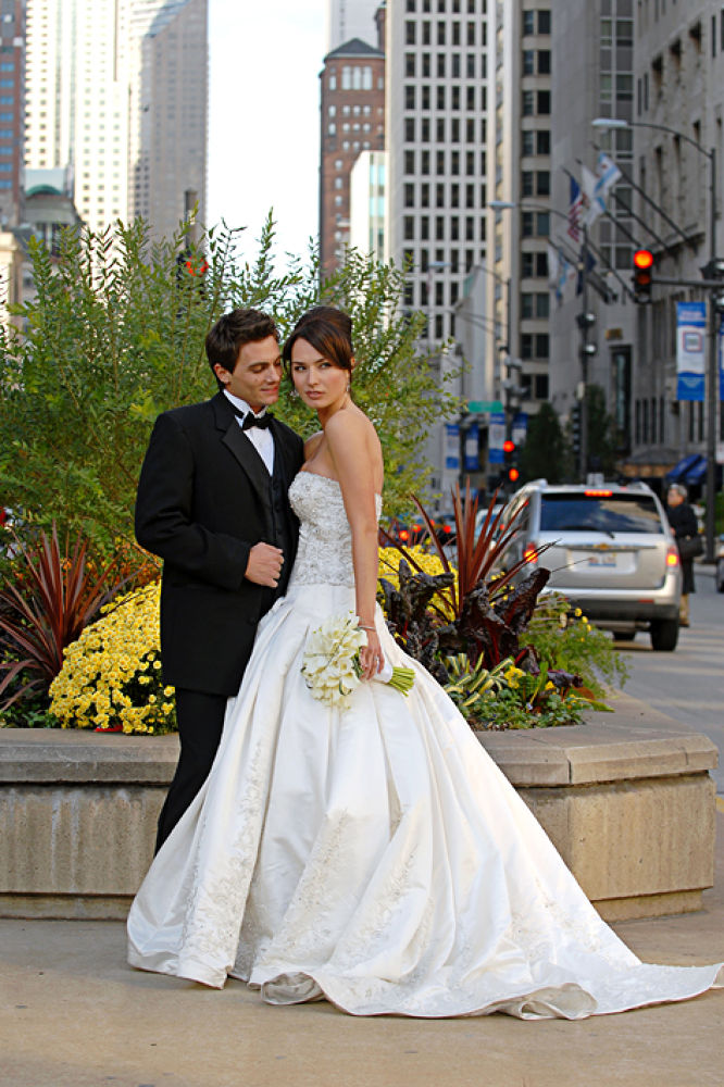 Urban island wedding  by mehphoto