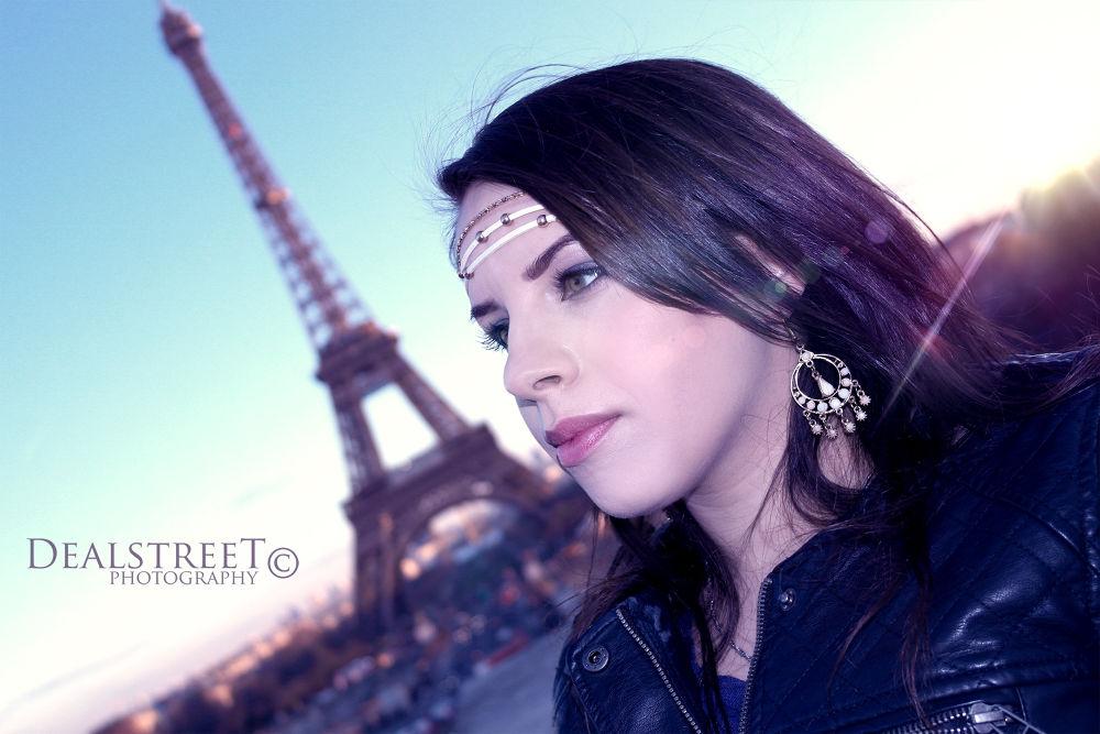 Jessica 2 - Paris by Dealstreet Photographie