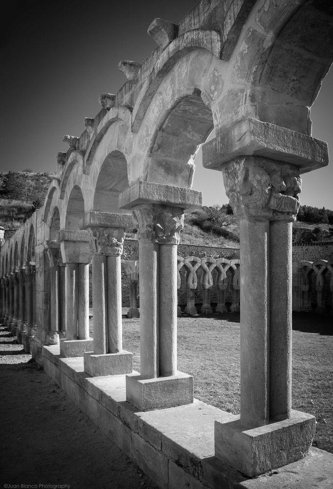 Arcos de San Juan de Duero en Soria by JuanBlancoPhotography