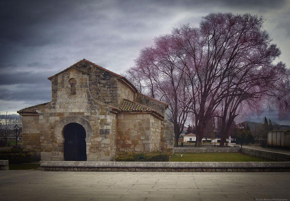 Photo in Architecture #baños de cerrato castilla y l
