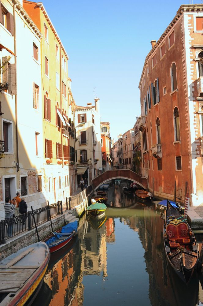VENICE, ITALY. by claudineifortes