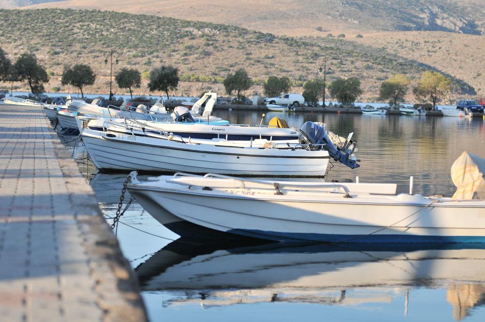 Boats by carolekarmona