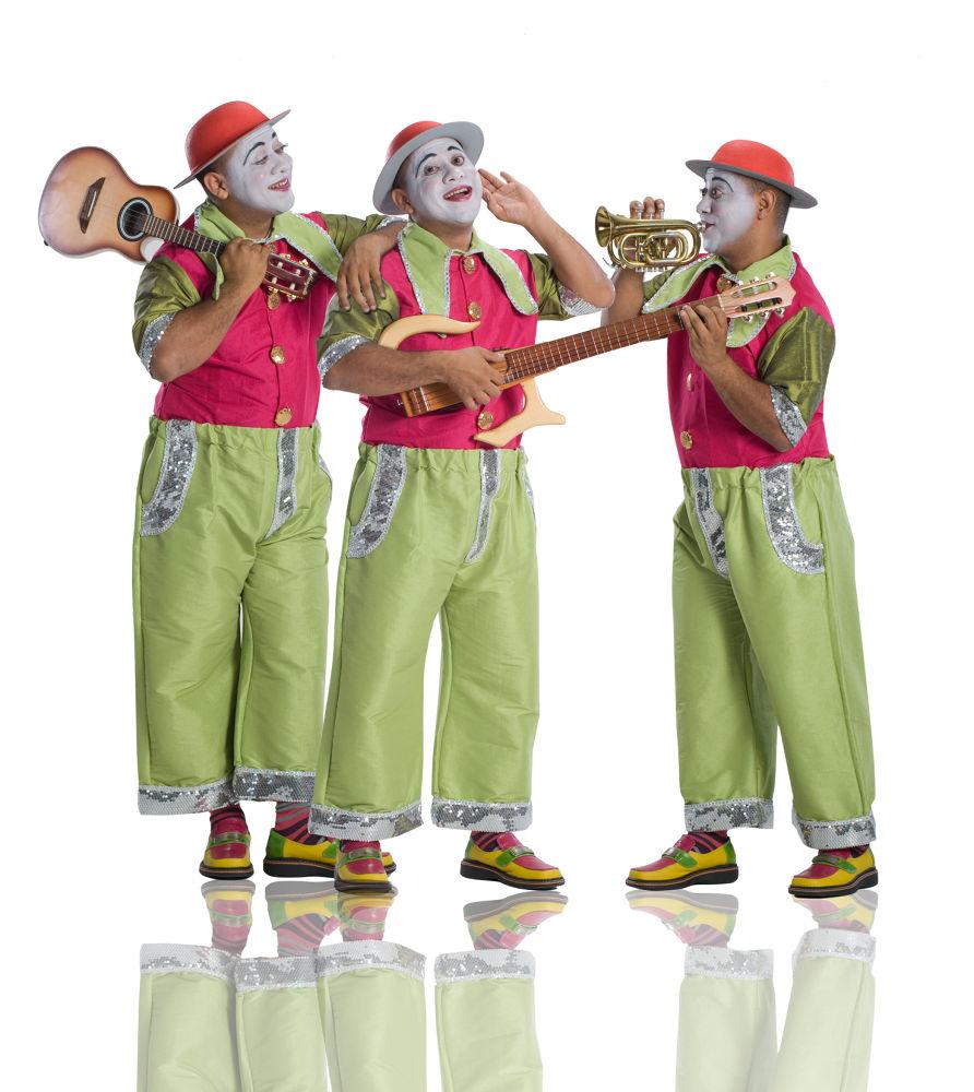 orquesta clown by FERNANDO FERRO
