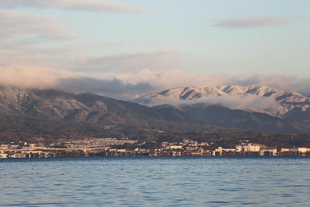 比良山 by Manabu