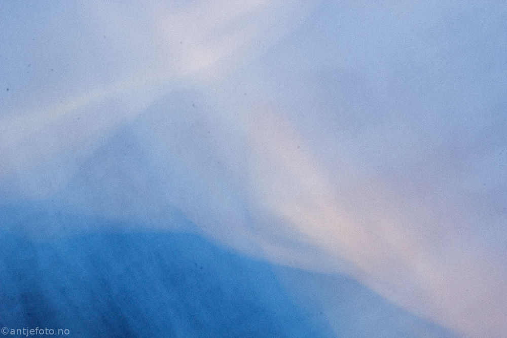Photo in Abstract #abstract #mountain #blue #yellow #blur #canon