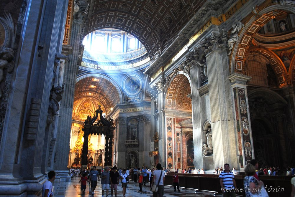 St.Petrus,Roma by pinarcim