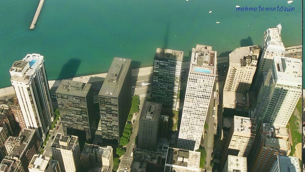Chicago by pinarcim