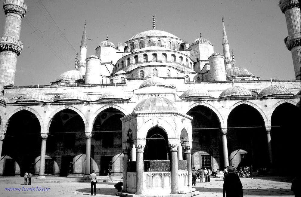 Blue Mosque, İstanbul by pinarcim