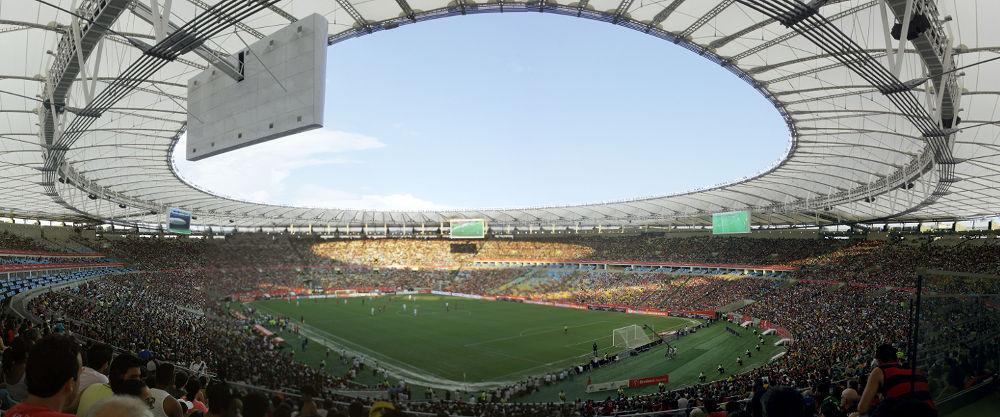 Estádio do Maracanã - Rio de Janeiro - Brasil by AlexDiogo