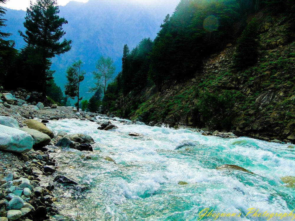 Rough & Cold by ghezwanshamshad