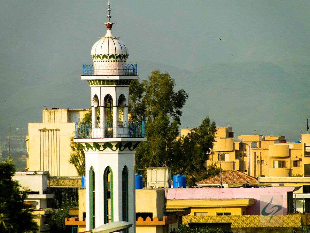 The Minar by ghezwanshamshad