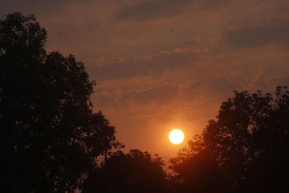 Mặt Trời vừa lên by tholethanh35
