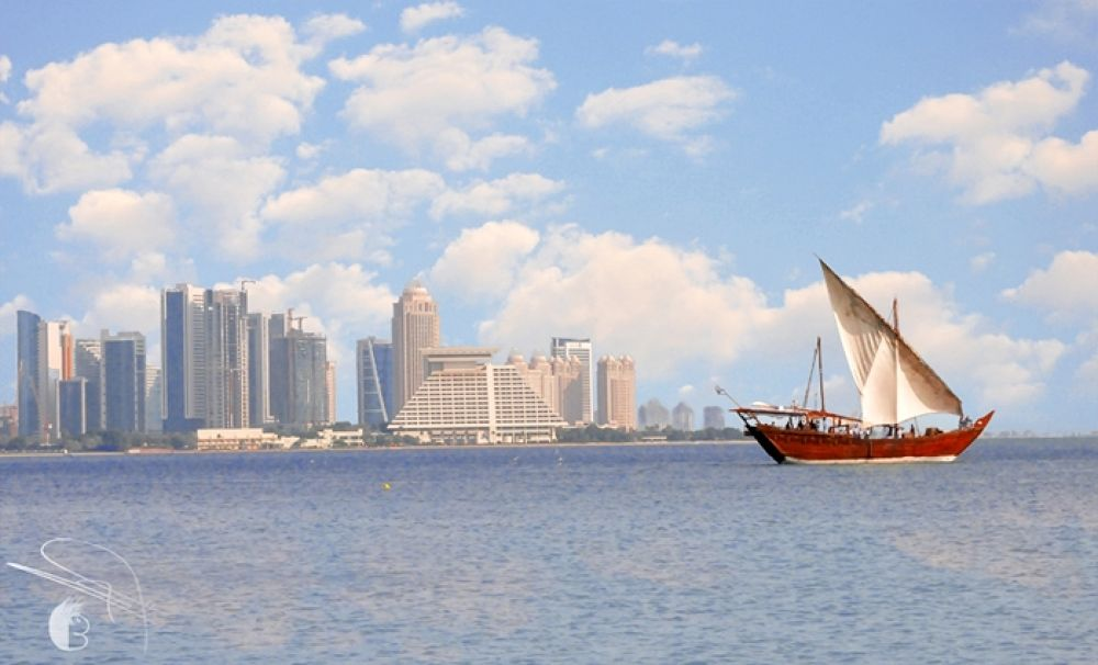Photo in Random #in #beauty #sailing #between