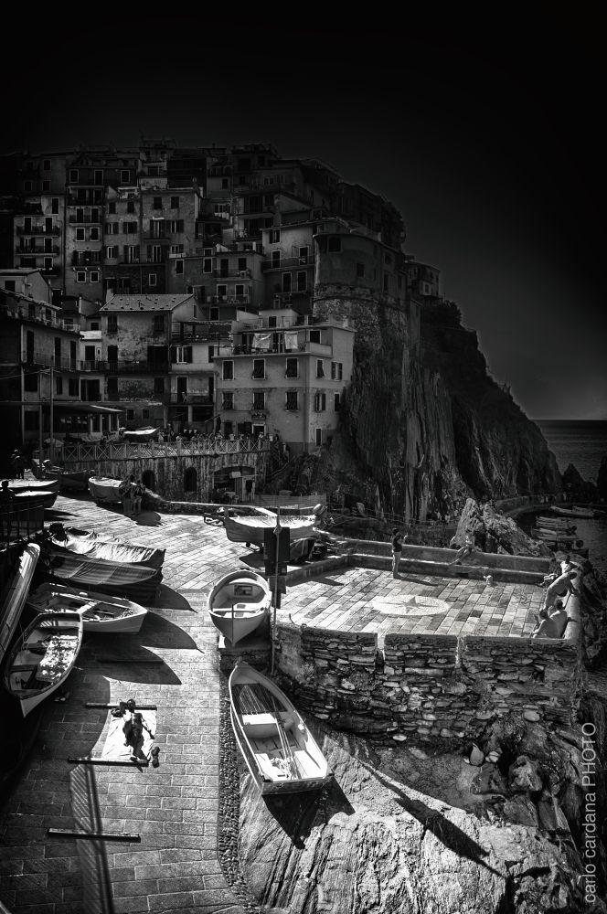 Manarola  by CarloCardana
