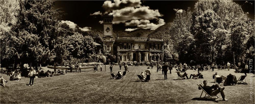 Villa Erba  by CarloCardana