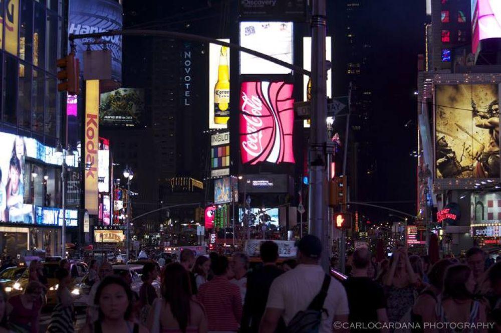 N.Y. by night by CarloCardana
