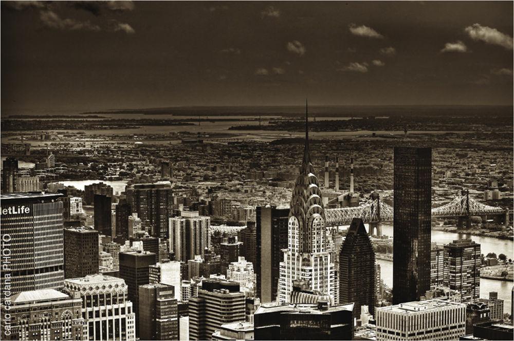 N.Y. Empire view by CarloCardana