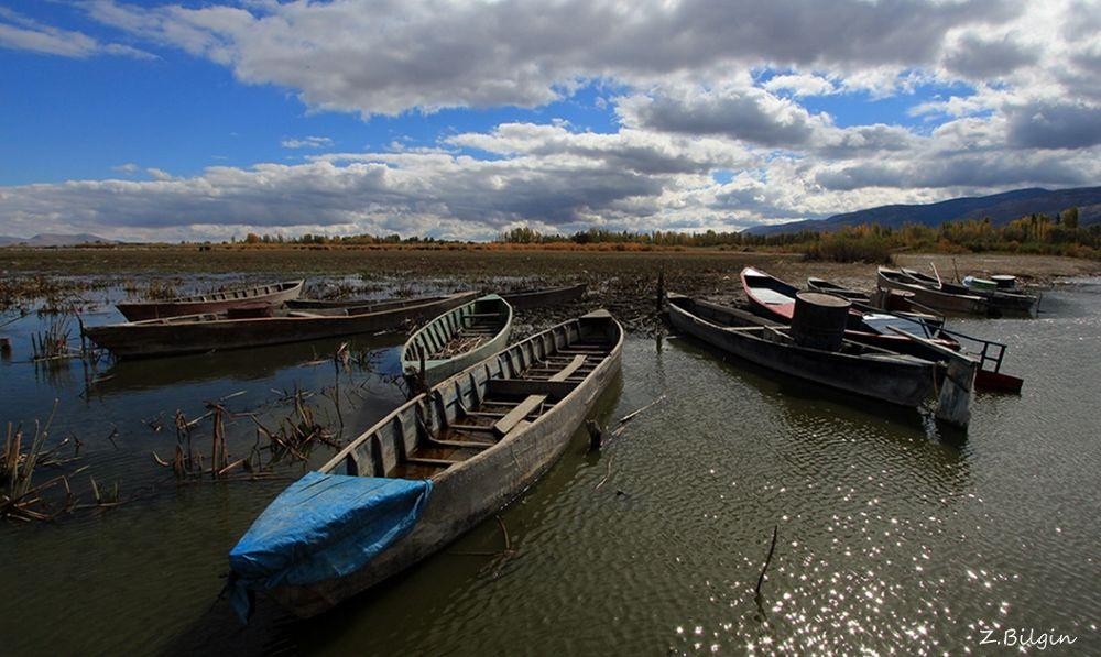 Photo in Landscape #eber lake #sultandağı #afyon #turkey
