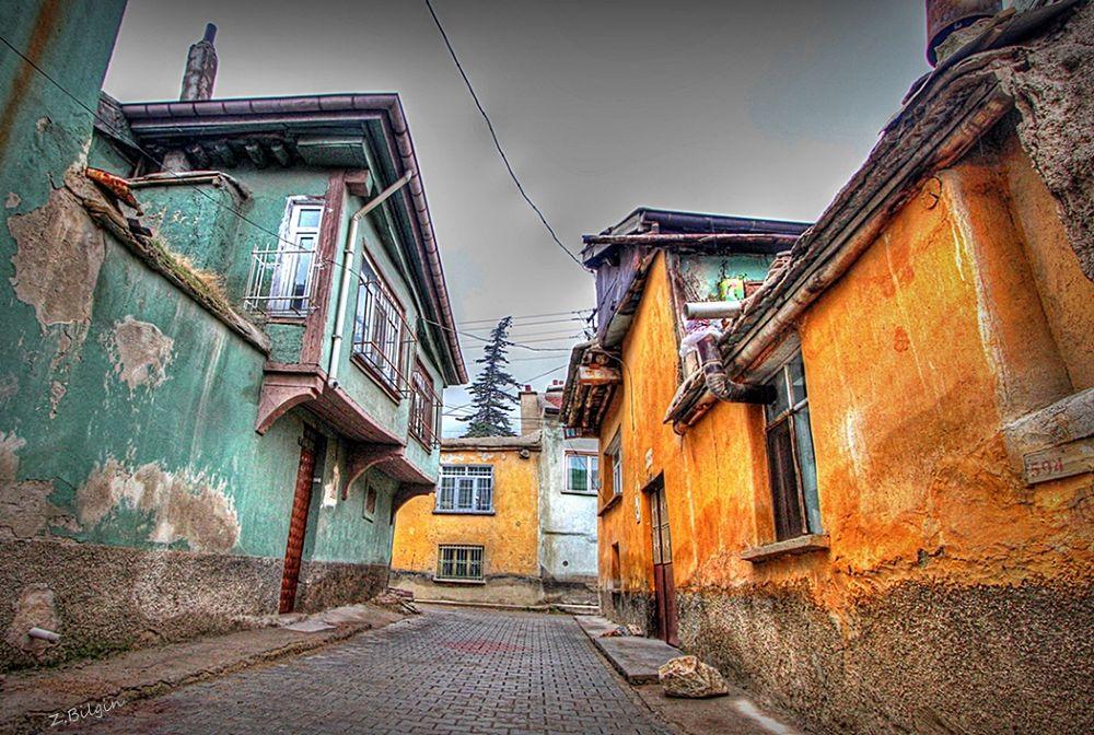 old street... by zekibilgin