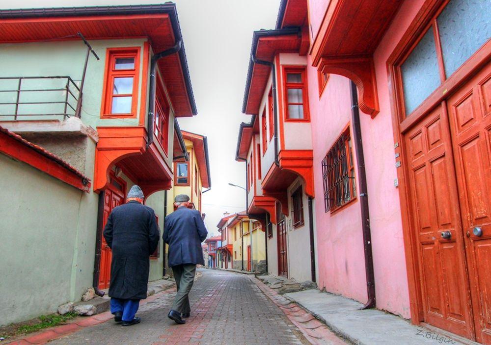 Photo in Street Photography #old friends #old streets #akşehir #konya