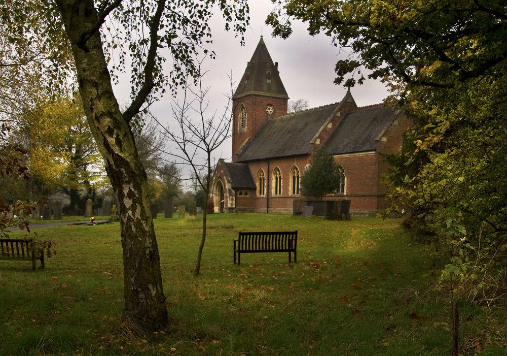 Weddington Church by jaspley1000