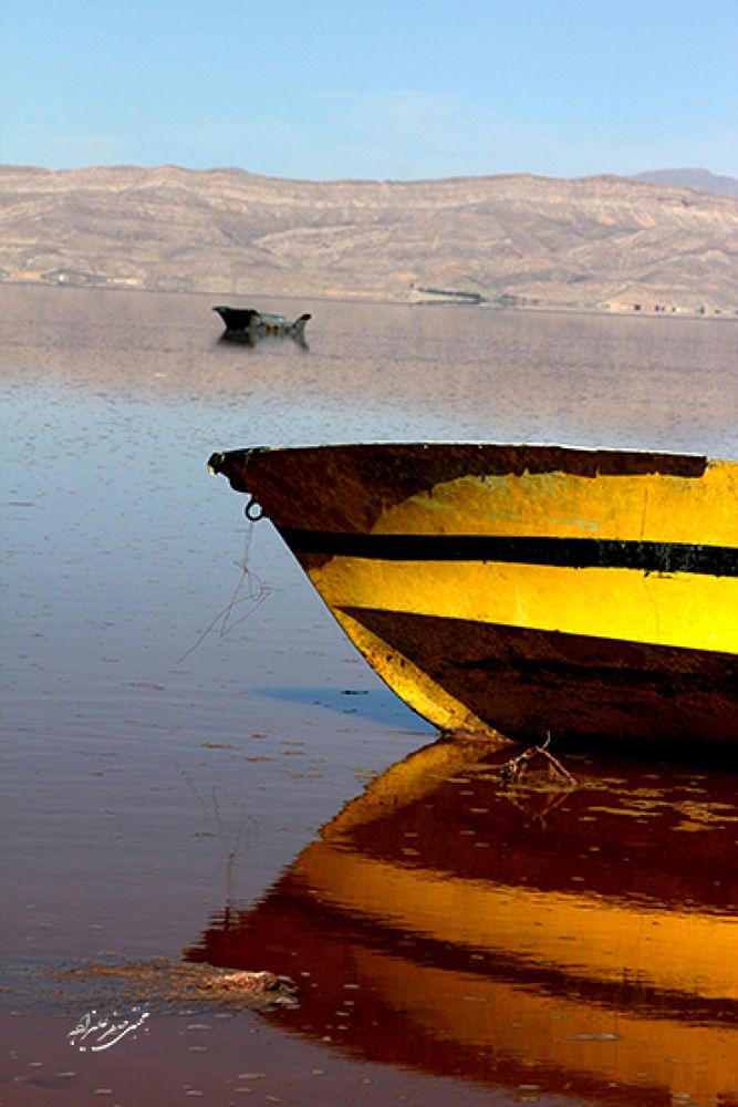 Shiraz Sea Salt-Iran by mojtaba050