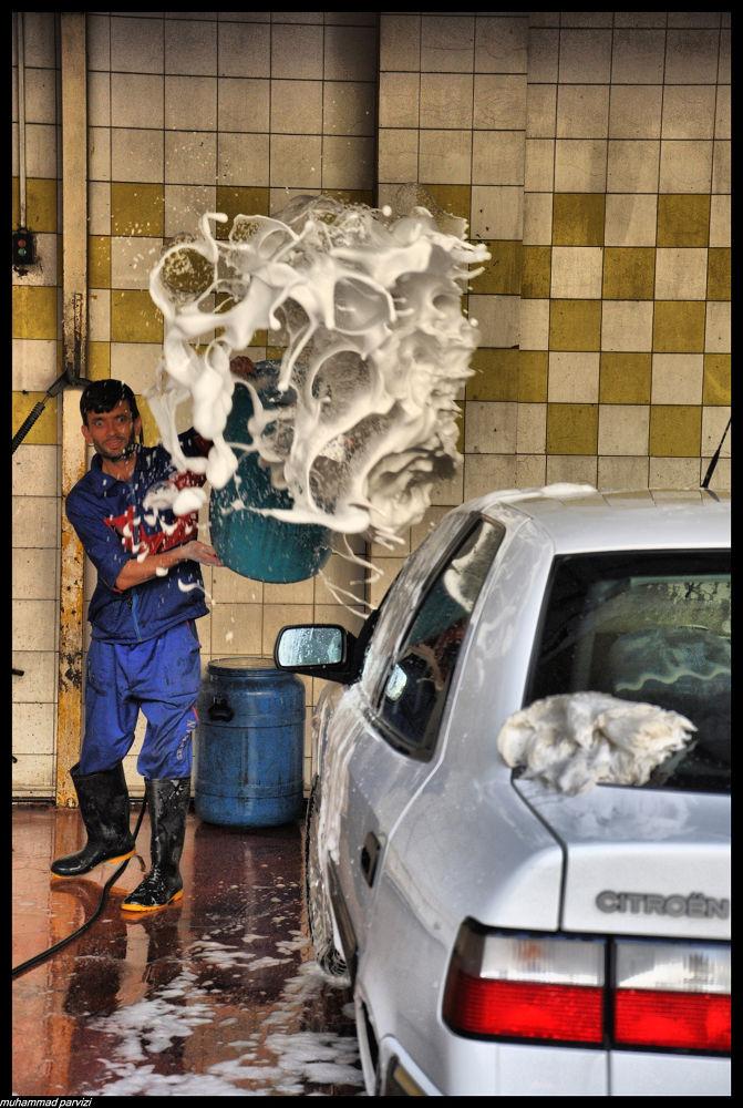 car wash by muhammadparvizi