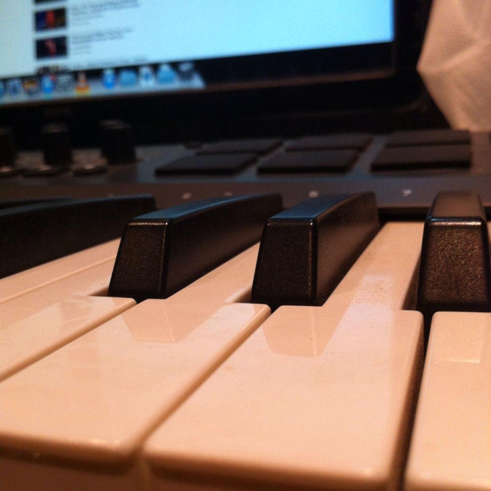 Key to sound by Pulkit Taneja