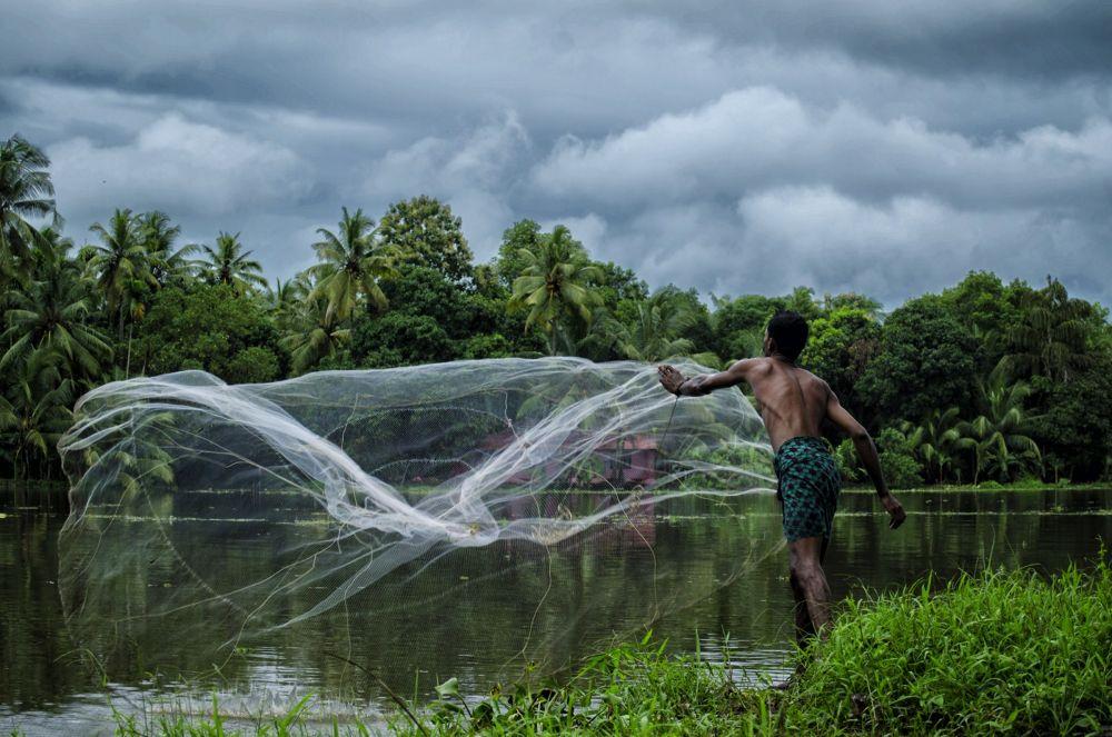 fishing by MOhammed ROshan