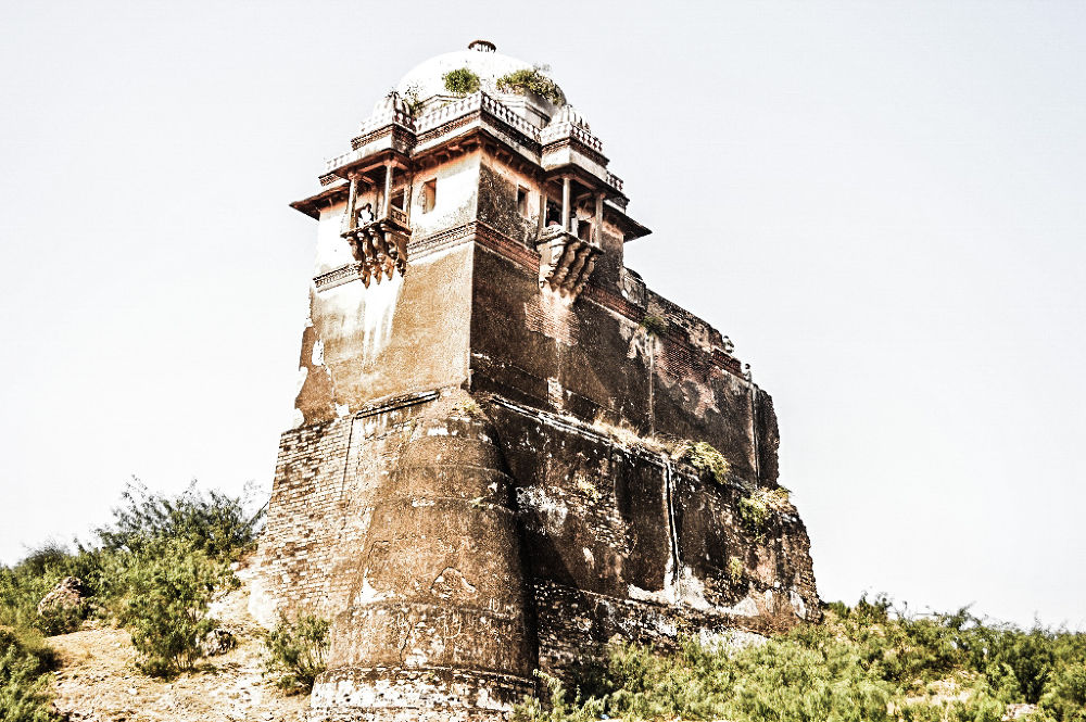 Rohtas Fort by Jawad Ghazanfar Naru