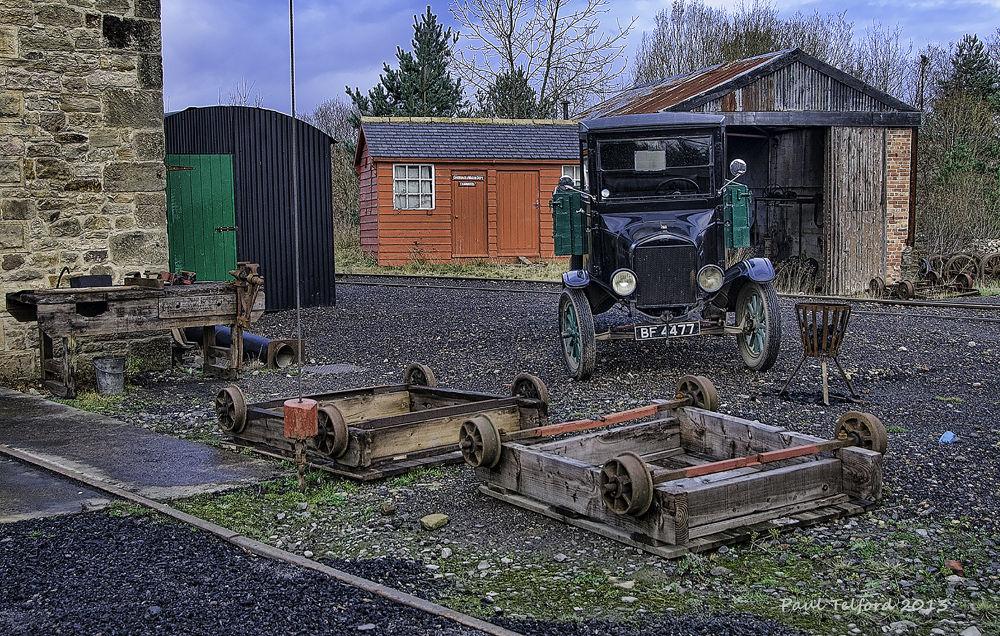 Car Park1 by Paul Telford