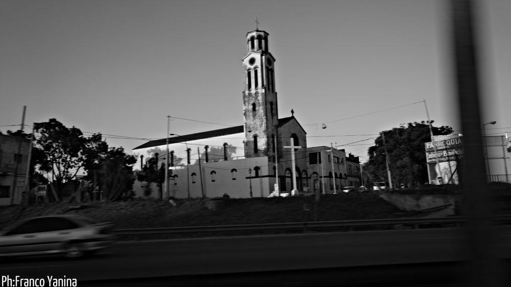 Old Church by Franco Yanina Photography