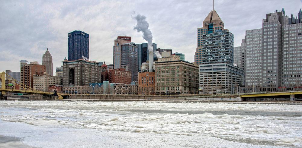 frozen Allegheny- by stevenissley