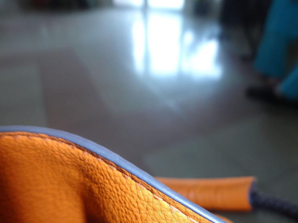 my orange chair by putrasetyawan942