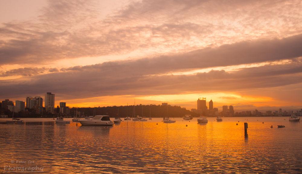 Perth City by petercoe5
