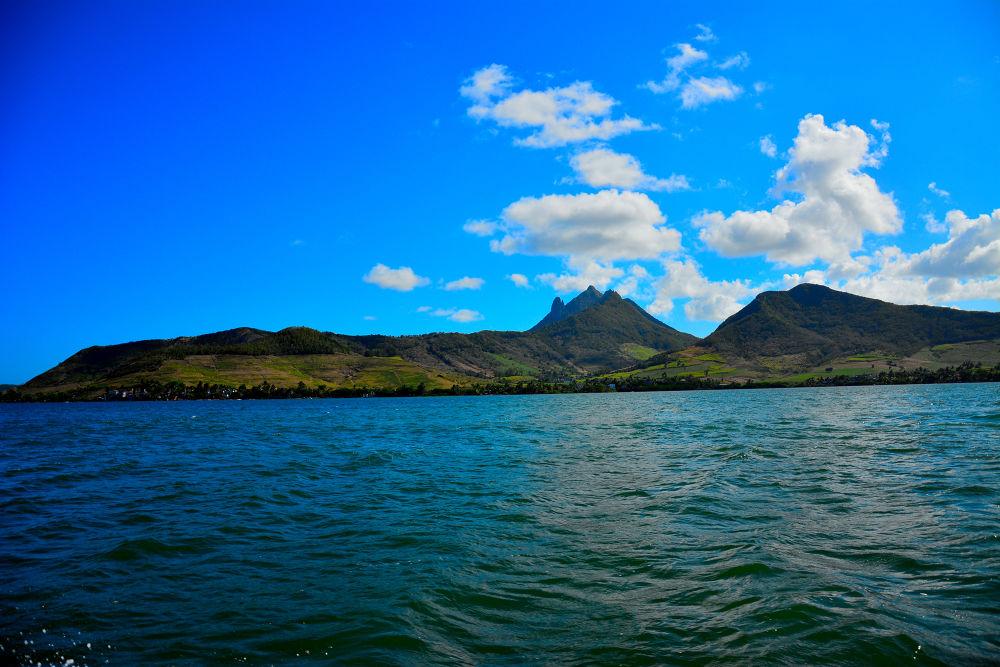 Amazing Island by RajeshwarPuvvada