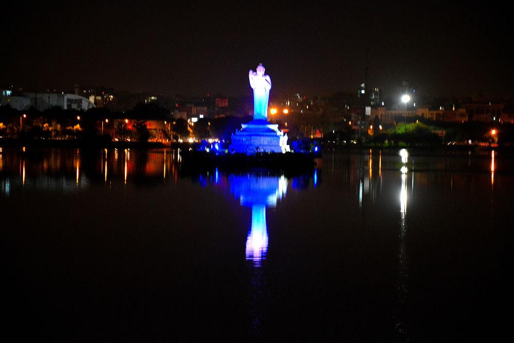 The Buddha by RajeshwarPuvvada
