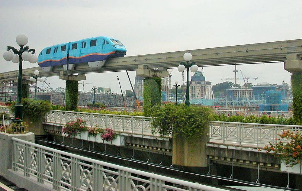 Sky Train by RajeshwarPuvvada