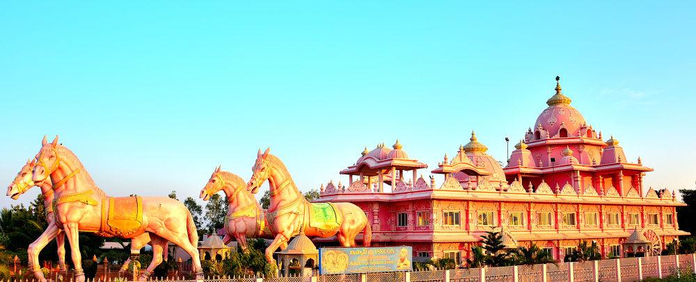 The Sun Chariot by RajeshwarPuvvada