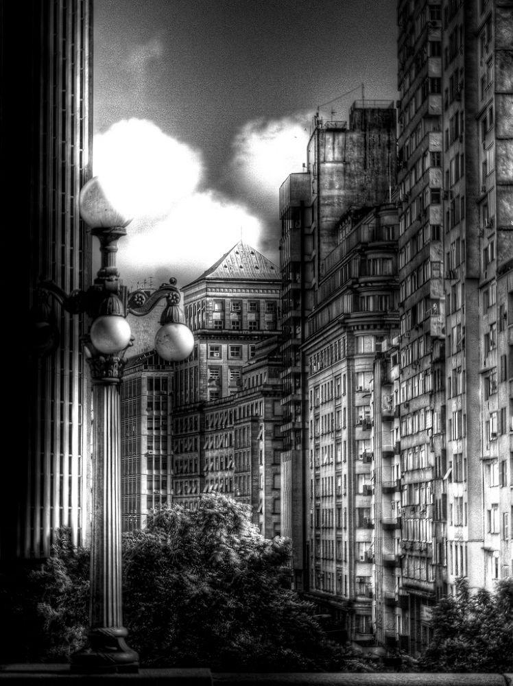 Gotham City by ricbraescher