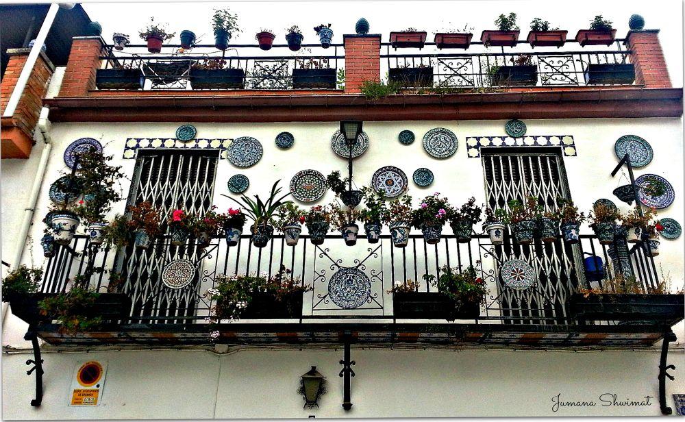 The beauty of Granada by JumanaShwimat