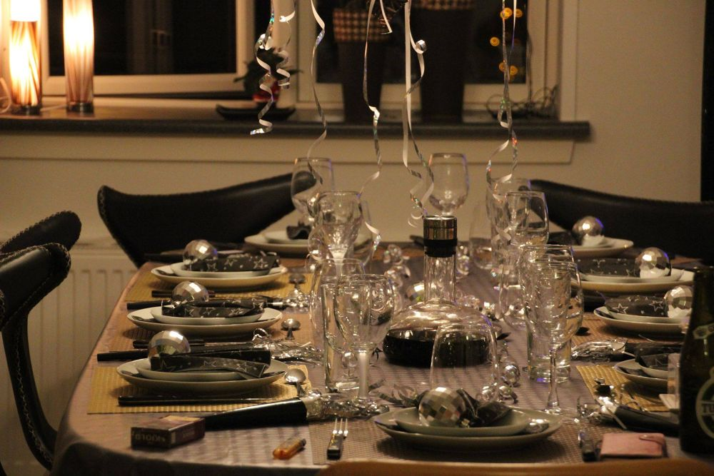 Ready for guests by SBay