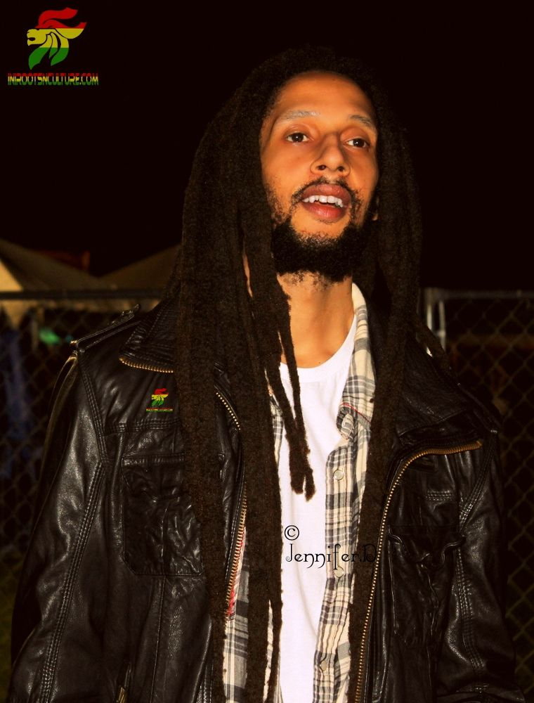 Julian Marley by JenniferD