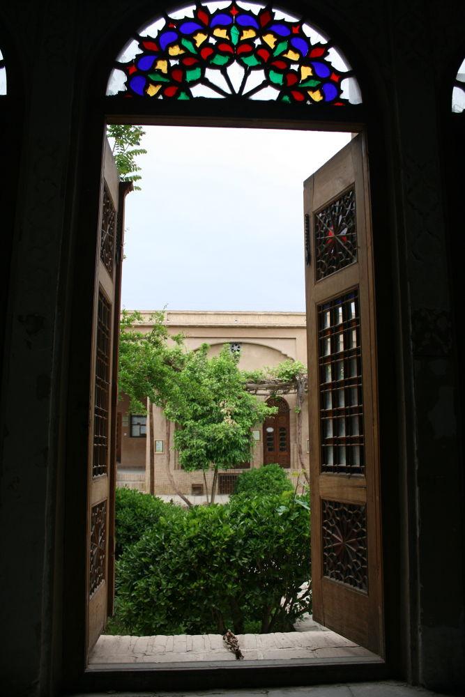Saideh Masoumi by Azadeh Masoumi
