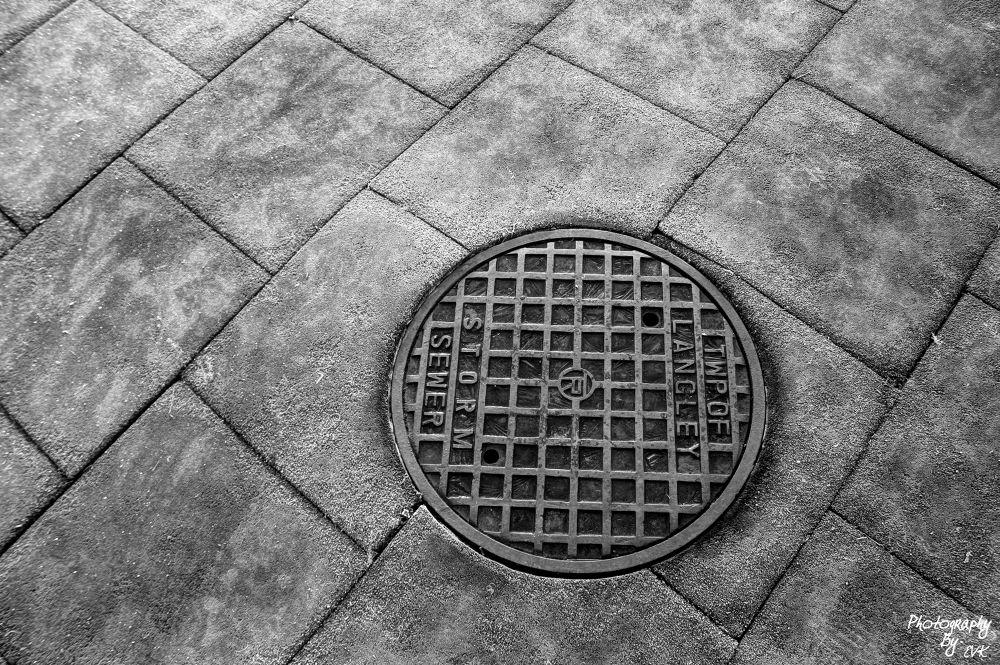 Langley Storm Sewer~EVK by ErnieKasper