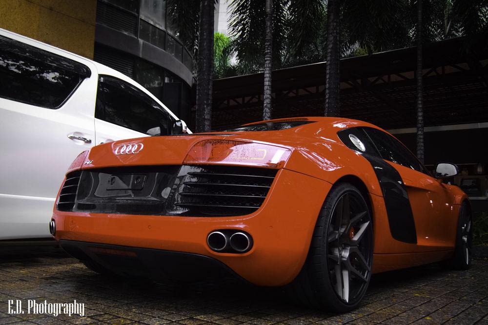 Audi R8 by Edson Bo Ken Xin