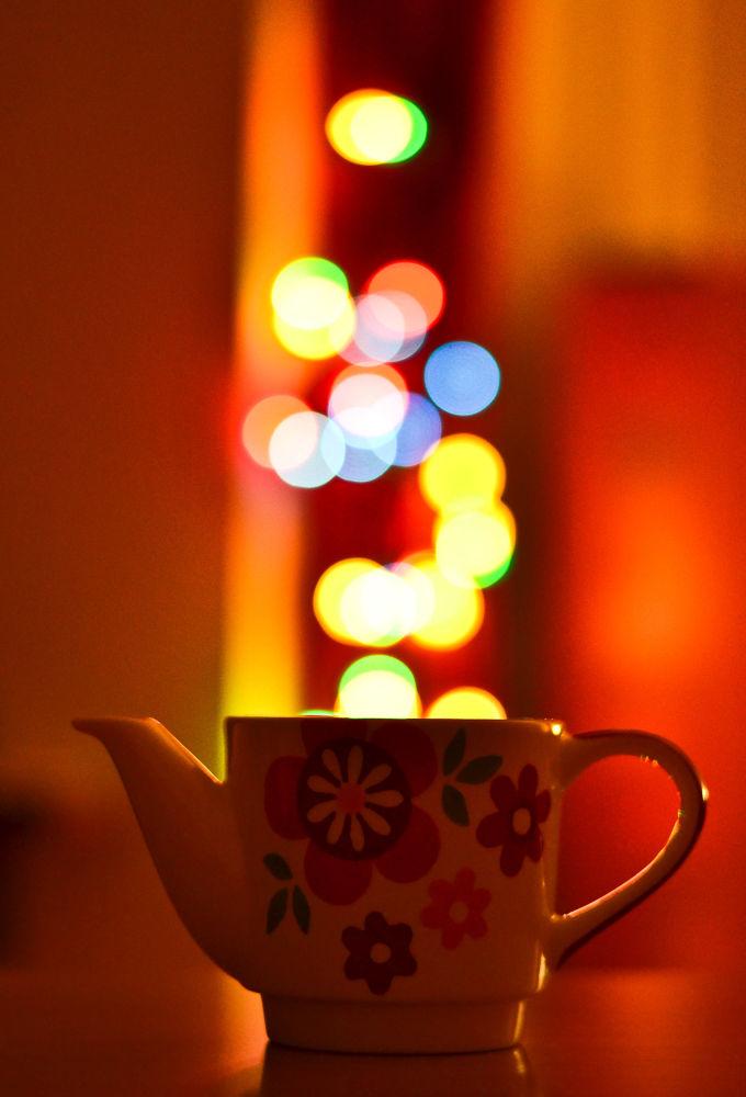 tea? by Adina C.