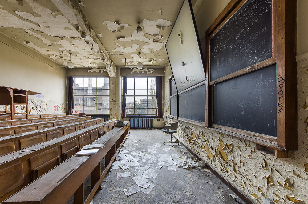 school is out for ever by Bz Photo